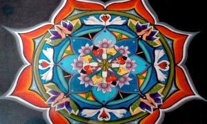 Embodied Meditation Mandala
