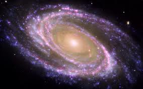 Hubble Cosmos Spiral